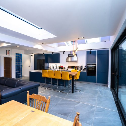 KINGSTON EXTENSION AND HOME REFURBISHMENT