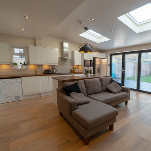 Pinner Rear House Extension