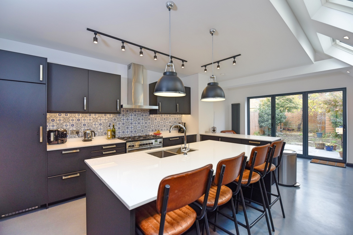 House Extensions And Kitchen Extensions In London, Improve Your Home With MD & B, The Market