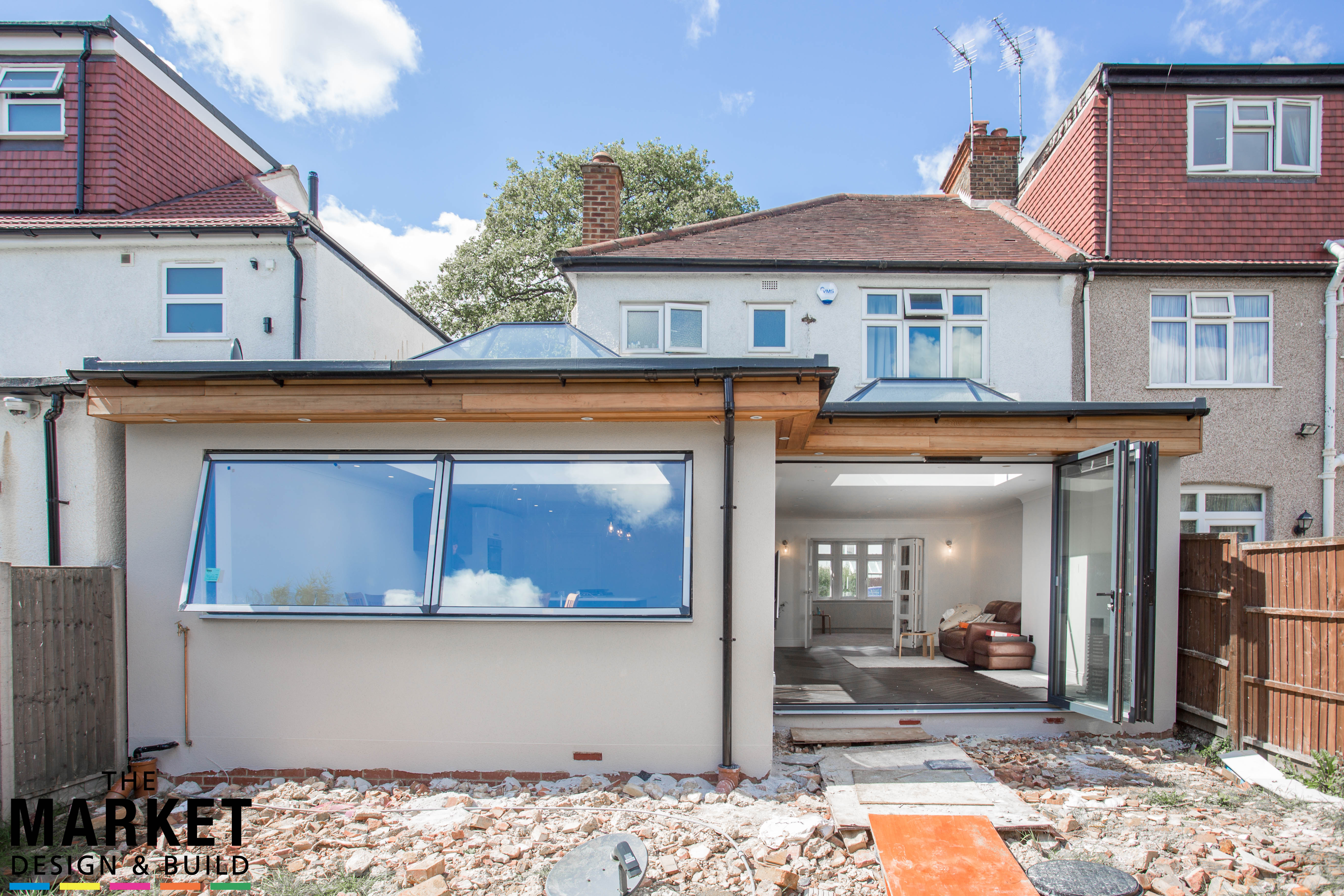 Side return Extension and Refurbishment in Pinner