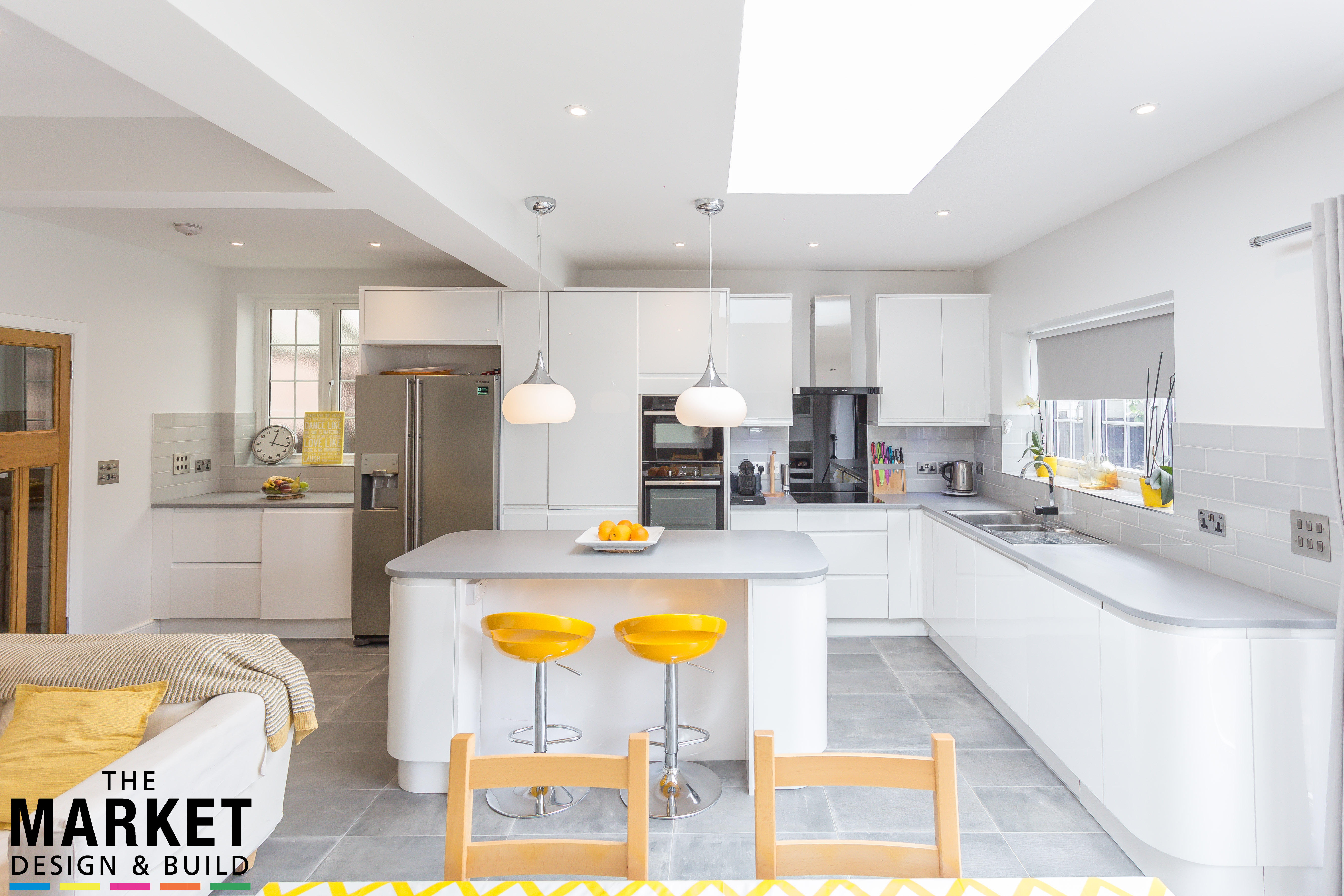 Case Study for a Beautiful, Light Kitchen Extension in London