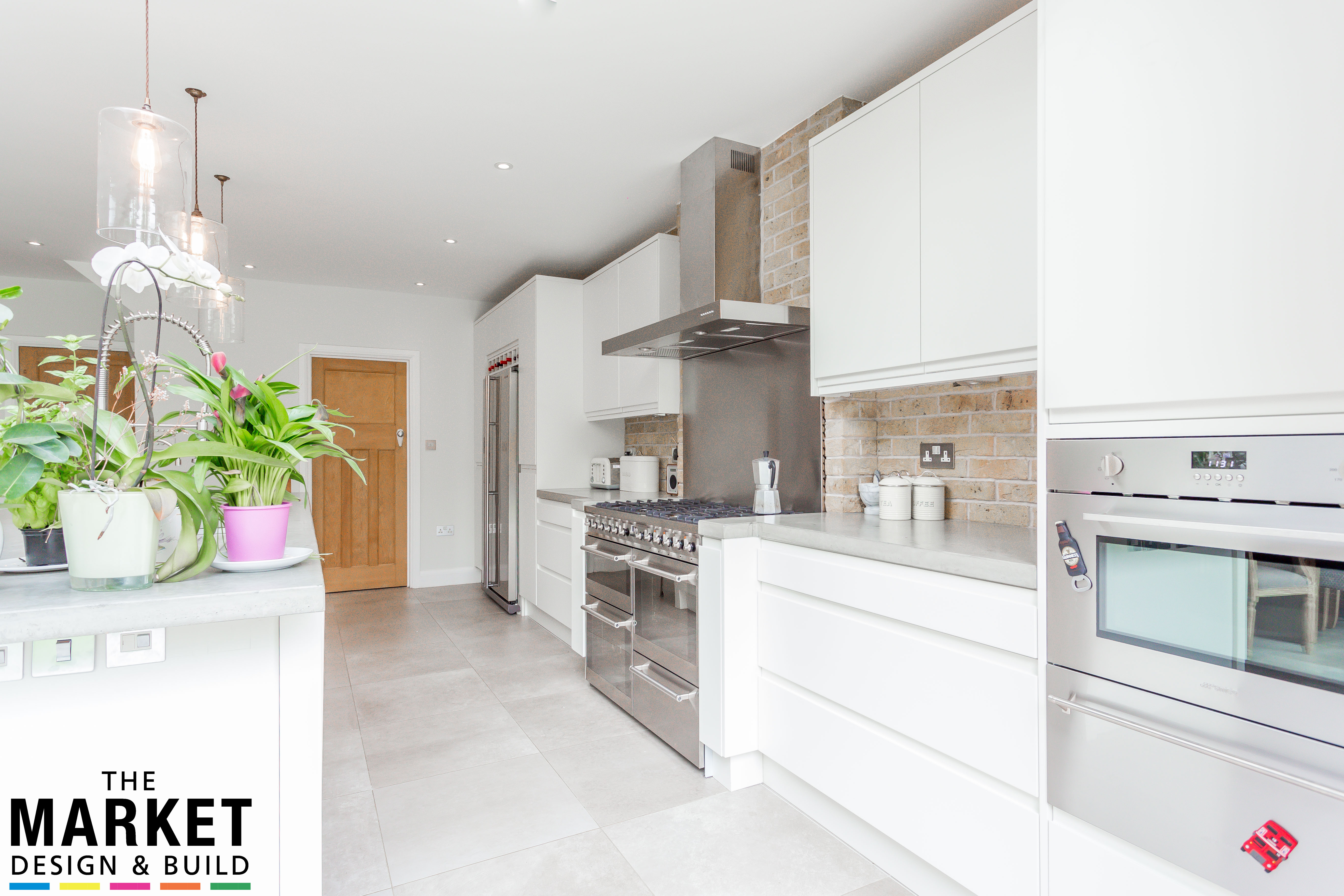 Case Study for Stunning North London Home Extension and Loft Conversion