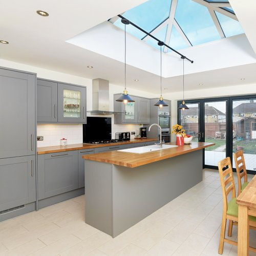 Isleworth Back Extension, loft conversion and full house refurbishment