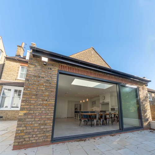 House Extension In Ealing