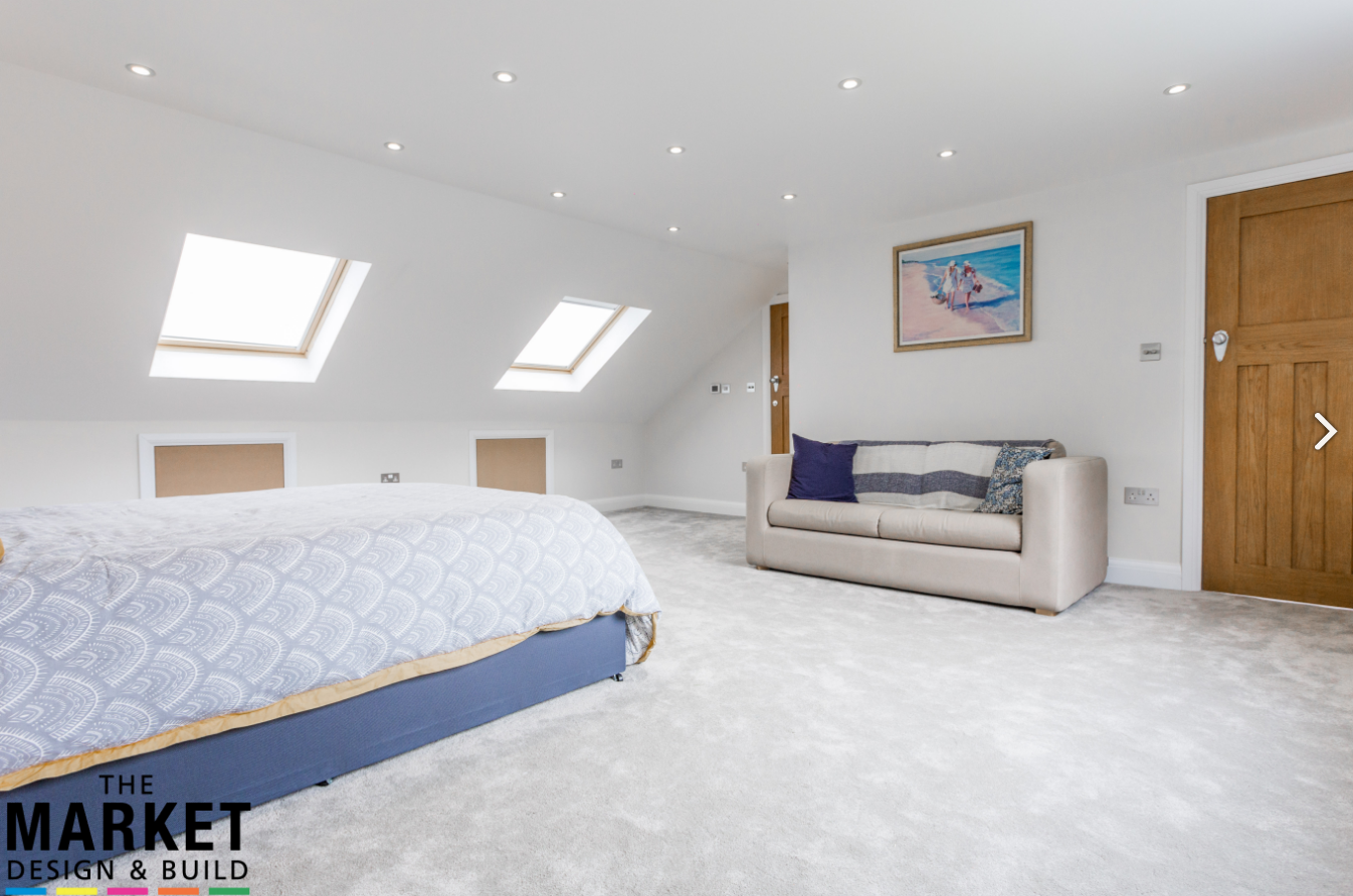 Loft Conversion 2 - Hammersmith