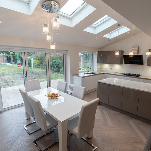 Ickenham Rear House Extension