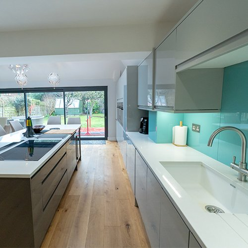 Epsom Extension and Refurbishment