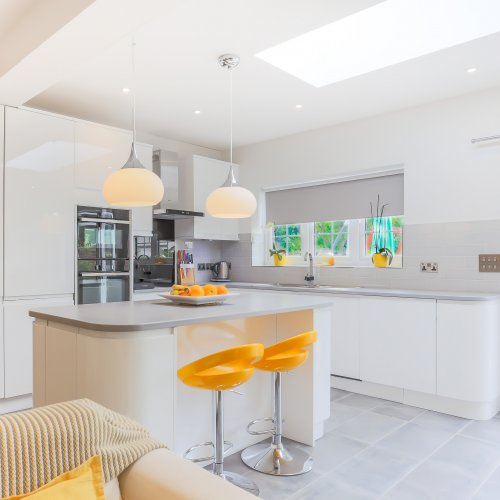 Beautiful, Light Kitchen Extension in London