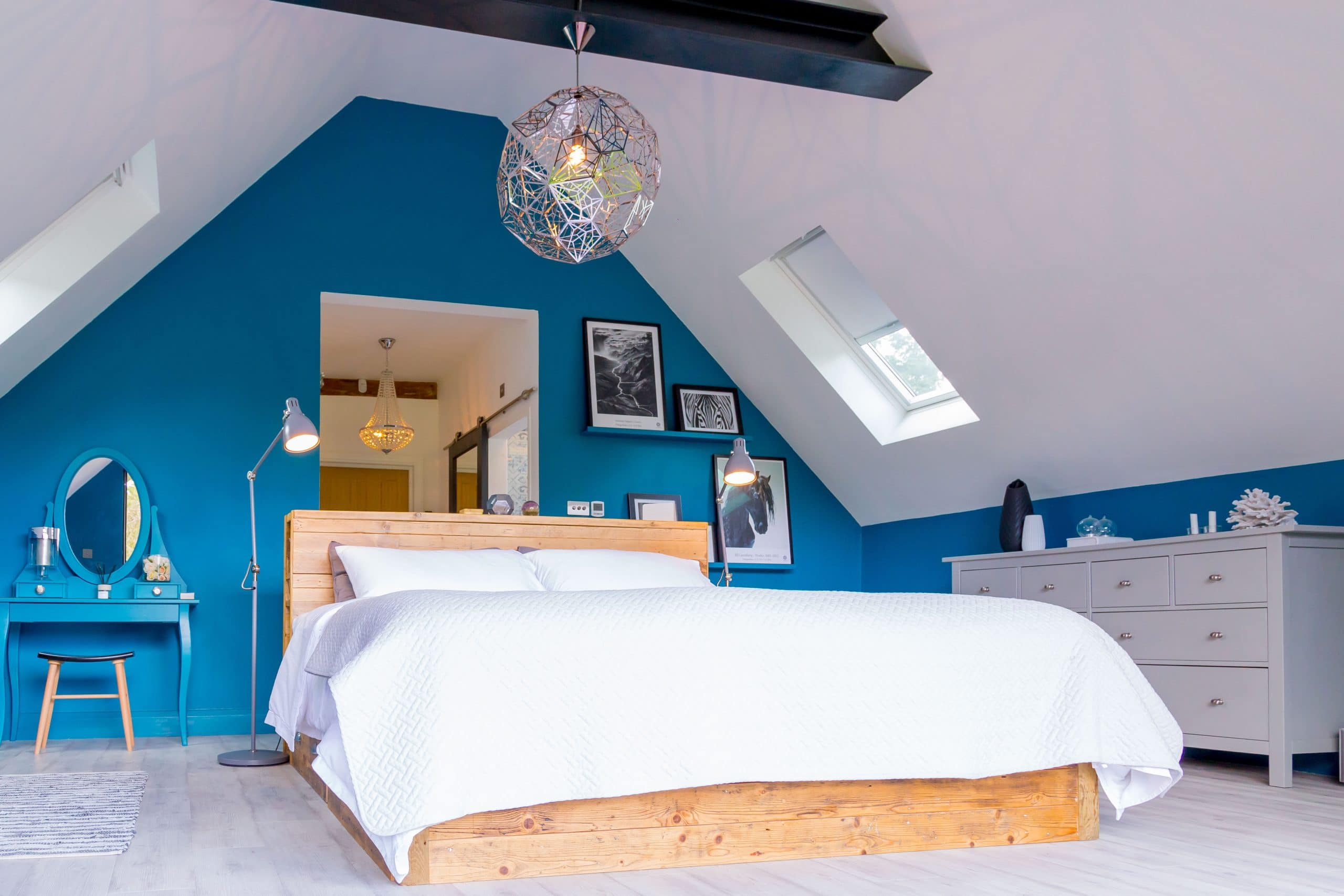 Stoke Poges bedroom